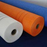 Álcali de la tela de acoplamiento de la fibra de vidrio resistente para la pared