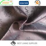 PV dos tonos Jacquard Traje tejida tela del forro