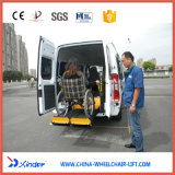 WLDシリーズは油圧車椅子用段差解消機バンのための二倍になる