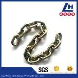 Catena di sollevamento dell'acciaio legato G80