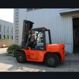 7 Vorkheftruck van de Pallet van de ton de Dieselmotor Aangedreven (CPCD70)