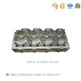 culasse 4D95 6204131100 pour des pièces de moteur diesel de l'excavatrice PC130