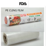 Film d'étirement transparent PE Stretch Cling Film