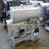 De Dieselmotor van Mwm Tbd van Deutz met de Vervangstukken van de Motor Deutz