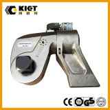 Clé dynamométrique 2017 hydraulique en acier d'entraînement carré de Kiet pour le serrage