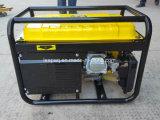 Gebrauch-Benzin-Generator der Familien-2.5kw von China in der guten Qualität