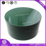 Ronda personalizados envases de cartón Caja de regalo cosmética perfumes