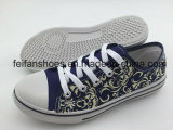 Bonne qualité pour les Enfants de chaussures en toile d'injection occasionnels de gros de chaussures
