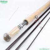 pesca euro Rod de mosca de Spey del estilo 5/6wt del 14FT