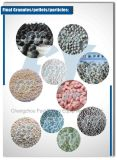 Granulador para el polvo del diamante, grafito, salida por hora: 900~1600kg
