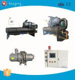 Refrigeratore freddo dell'acqua salata del glicol/di temperatura insufficiente del refrigeratore della vite dell'acqua