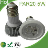 7W IP65 RGBW impermeabilizzano fase esterna/dell'interno dell'indicatore luminoso di PARITÀ del LED (Dimmable)