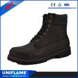 Lace Amereica Cuir PU Bonne Année Chaussures de sécurité Ufc012