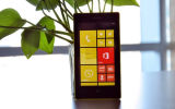 Il telefono poco costoso Lumia 520 del telefono originale di Windows Mobile ha sbloccato il telefono astuto