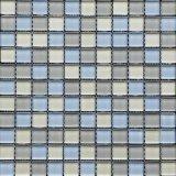 Azulejo de mosaico de cristal de cristal, mosaico barato de mosaico
