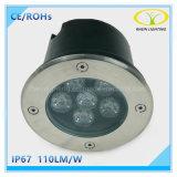 Luz subterráneo del precio de fábrica IP67 LED con la aprobación de Ce/RoHS