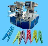 Conjunto de ropa Clothespin Máquina/Conjunto de la Peg máquina