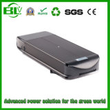 tipo piano batteria del pacchetto della batteria di litio dello Li-ione 18650 di verde di fabbricazione di 24V 8ah Cina di Ebike