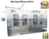 オレンジパルプジュースのペットびんのためのびん詰めにする飲料満ちる装置機械価格を完了しなさい