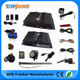 Double Camera 5 SIM Fuel Sensor Vehicle GPS Tracker