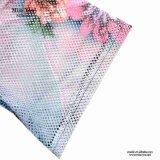 Alineada floral del acoplamiento de la impresión ciánica de las muchachas de Srta. You Ailinna 102978