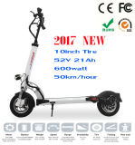600watt高速自動車道路4の移動性のスクーターの電気オートバイのスクーター