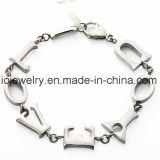 De in het groot Armband van de Charme van de Olifant van het Roestvrij staal van de Juwelen van Jonge geitjes