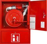 Шкафы вьюрка пожарного рукава/стальной шкаф защиты от огня шкафа бой шкафа/металла огнетушителя стальной