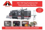 Hsc-720 coupelle en plastique Machine Thermforming
