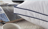 Oreiller rectangulaire en coton blanc Pillow Inner Bedding Accueil oreiller lit d'hôtel