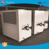 refrigeratore di acqua raffreddato aria 8HP/6ton per la piscicoltura