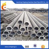 Tubo de acero laminado en caliente inconsútil de carbón del horario 40 de la certificación del API del tubo de acero