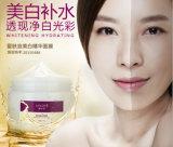 Subsistance de éclairage du masque 140g d'essence d'Afy masque de blanchiment facial de blanchiment doux et souple de la peau d'allégement