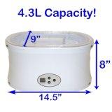 卸し売り電気4.3Lデジタルの石蝋のヒーターのウォーマー