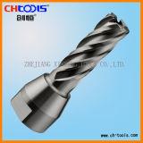 Morceau de foret magnétique de la partie lisse HSS d'amorçage