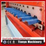 Trapezoides Stahlfliese-Dach-Panel walzen die Formung der Maschine kalt