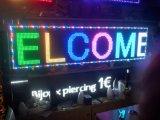 Schermo di visualizzazione dell'interno del LED di colore completo P5 per la scheda mobile del segno del messaggio di testo