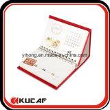 Los chinos de encargo rasgan apagado la impresión del calendario de la agenda de 365 días