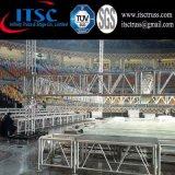 Gymansiumコンサートのトラスおよび段階の座席の解決