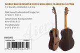 Торговая марка Aiersi Professional повышенными Fretboard дизайн Smallman классическая гитара