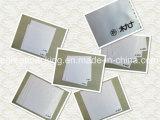 Weiße Qualität Microfiber Schmucksache-Poliertuch mit kundenspezifischem Firmenzeichen