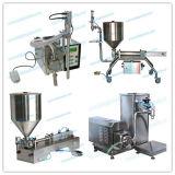 Verschiedene Arten der Flaschen-Füllmaschinen
