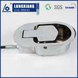 Zinc Handle Switch Lockable Gas Spring for Desk