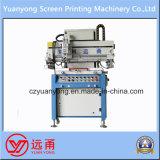 Máquina de la prensa de la pantalla de la superficie curvada