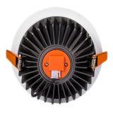 ponto 5-Year Downlight do teto do diodo emissor de luz da ESPIGA do cidadão da garantia 15W com excitador de Osram
