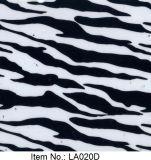 Numéro animal La005b-3 de configuration de film d'impression de transfert de l'eau du best-seller