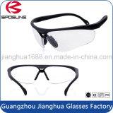 Fábrica de verano de 2016 HD lente al por mayor de la holgura de la visión de la Carpintería Goggle Envolver Anti-Slipping gafas de trabajo