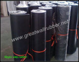 Cr неопреновые лист резины, коврик, прокладку блока, пол