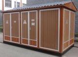 변압기 Europpean 전기 옥외 유형 변전소