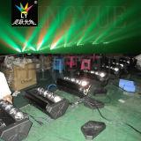 Этапе света крестовина перемещение головки блока цилиндров под руководством DJ эффект освещения